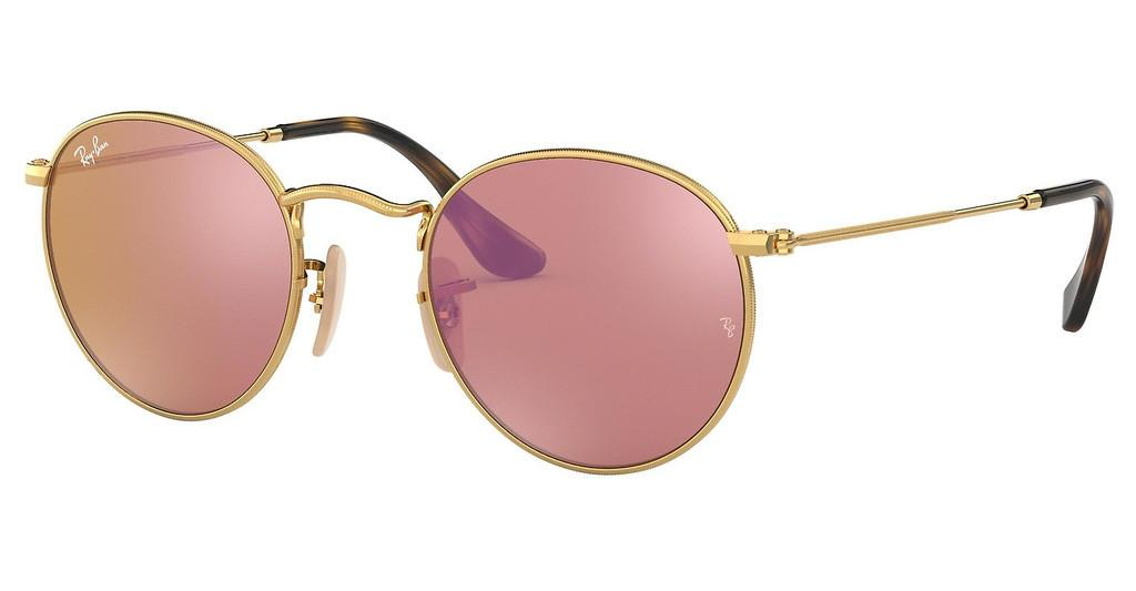 Ray-Ban   RB3447N 001/Z2 COPPER FLASHSHINY GOLD