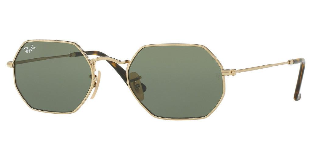 Ray-Ban   RB3556N 001 GREENGOLD