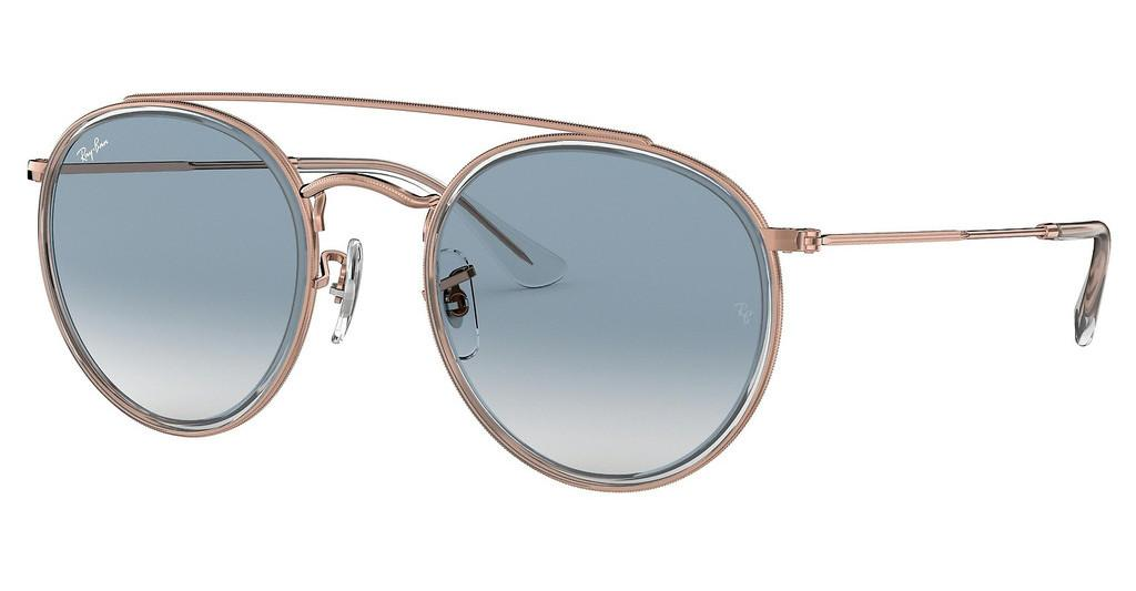Ray-Ban   RB3647N 90683F CLEAR GRADIENT BLUECOPPER