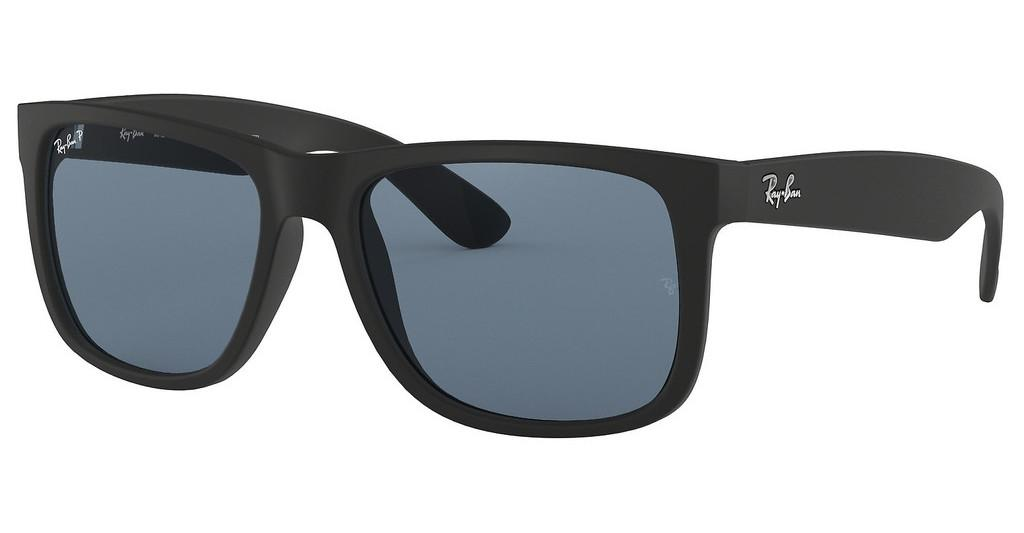 Ray-Ban   RB4165 622/2V DARK BLUE POLARBLACK RUBBER