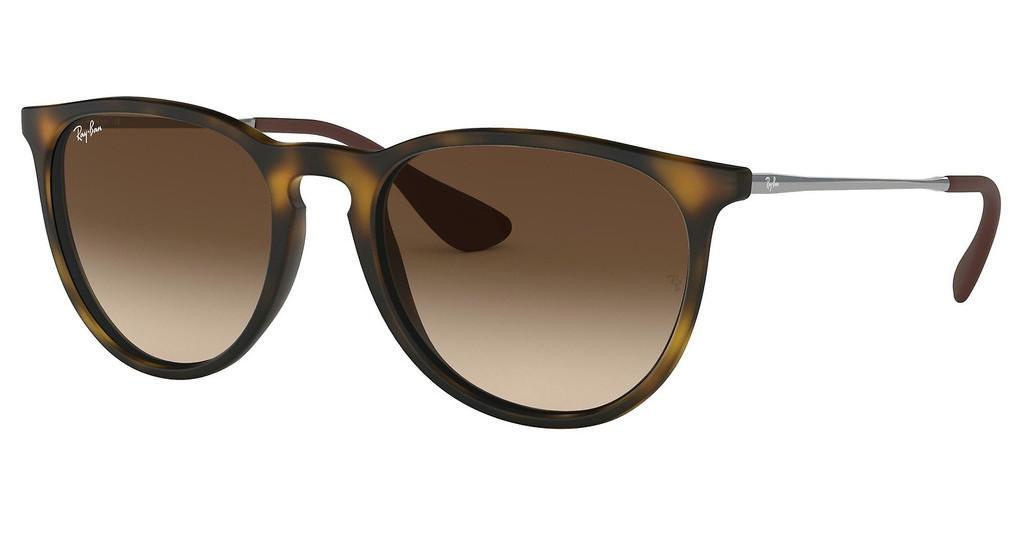 Ray-Ban   RB4171 865/13 BROWN GRADIENT DARK BROWNRUBBER HAVANA
