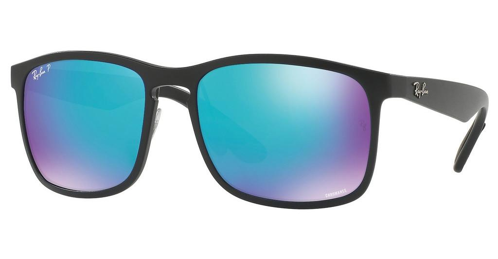 Ray-Ban   RB4264 601SA1 BLUE FLASH POLARMATTE BLACK