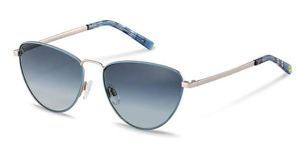 Rocco by Rodenstock   RR106 C light blue, silver