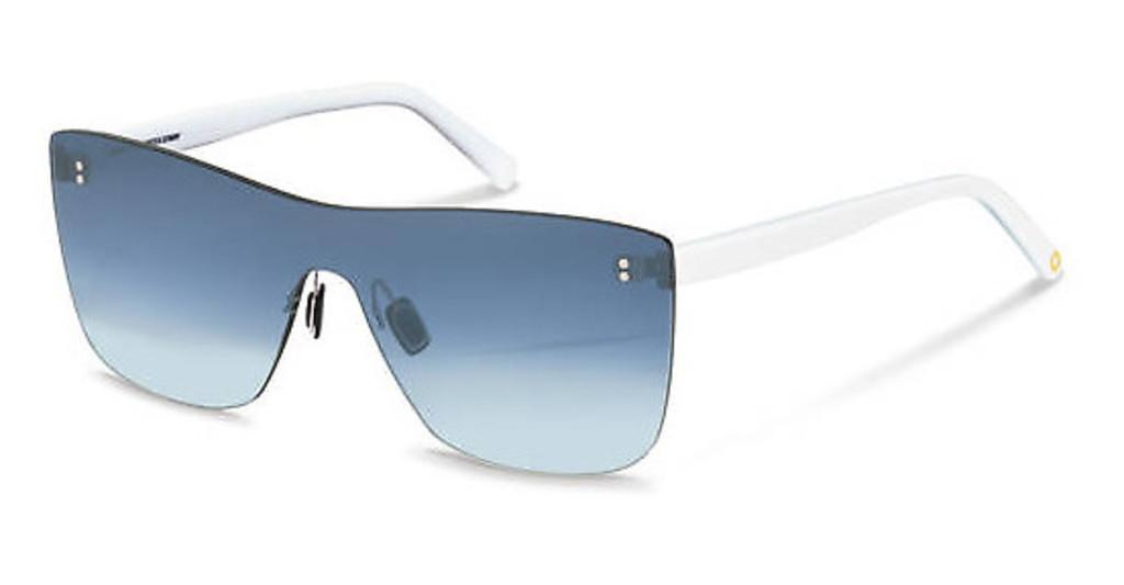 Rocco by Rodenstock   RR332 A blue gradient, white