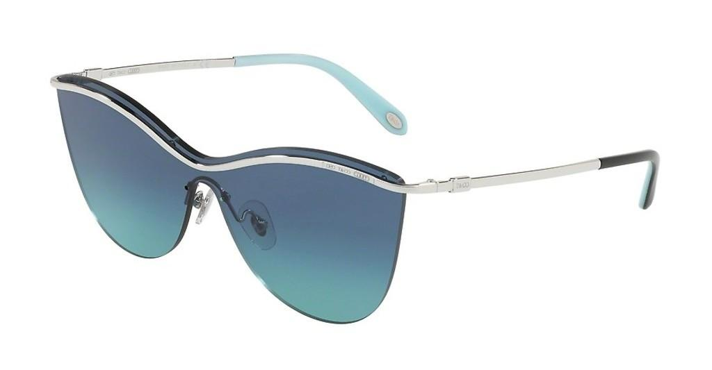 Tiffany   TF3058 60479S AZURE GRADIENT DARK BLUESILVER