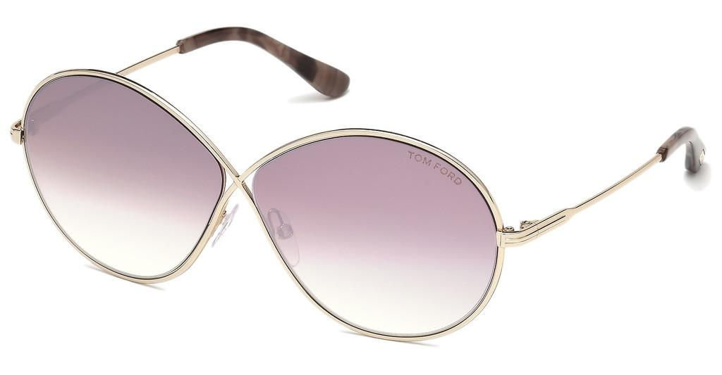 Tom Ford   FT0564 28Z verspiegeltrosé