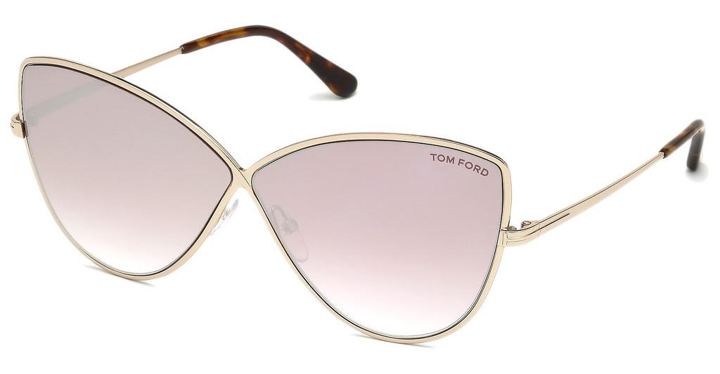 Tom Ford   FT0569 28Z verspiegeltrosé