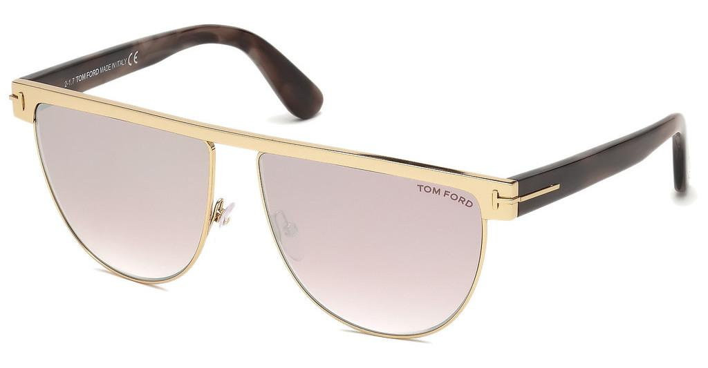 Tom Ford   FT0570 28Z verspiegeltrosé