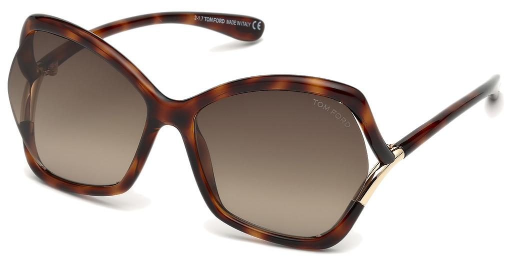 Tom Ford   FT0579 53K roviex verlaufendhavanna blond