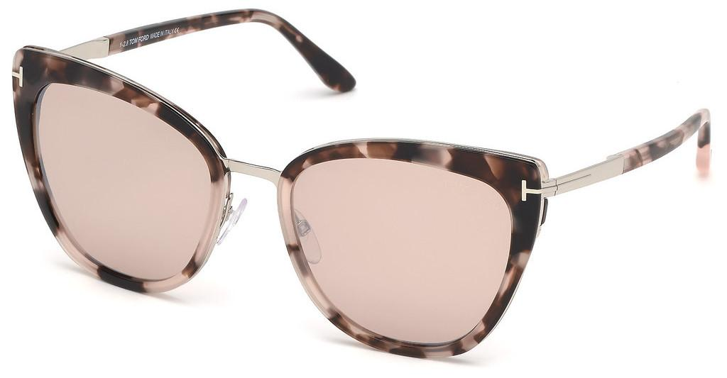 Tom Ford   FT0717 55G braun verspiegelthavanna bunt