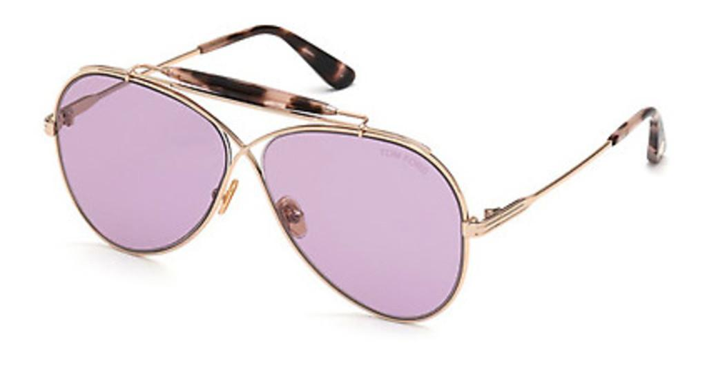 Tom Ford   FT0818 28Z verspiegeltrose-gold glanz