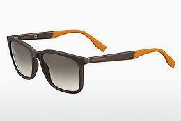 Lunettes de soleil Boss Orange BO 0263/S GSS/HA - Rouges, Orange