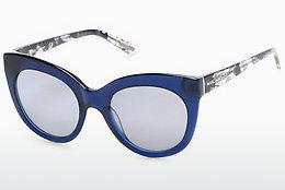 Lunettes de soleil Guess by Marciano GM0760 84X - Bleues, Azure, Shiny