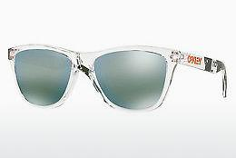 Lunettes de soleil Oakley FROGSKINS (OO9013 24-436) - Transparentes, Blanches