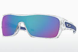 Lunettes de soleil Oakley TURBINE ROTOR (OO9307 930710) - Transparentes, Blanches
