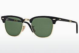 Lunettes de soleil Ray-Ban CLUBMASTER FOLDING (RB2176 901)