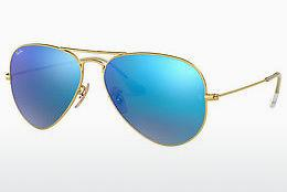Lunettes de soleil Ray-Ban AVIATOR LARGE METAL (RB3025 112/17) - Or