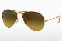 Lunettes de soleil Ray-Ban AVIATOR LARGE METAL (RB3025 112/85) - Or