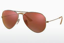 Lunettes de soleil Ray-Ban AVIATOR LARGE METAL (RB3025 167/2K)