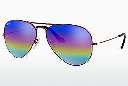 Lunettes de soleil Ray-Ban AVIATOR LARGE METAL (RB3025 9019C2)