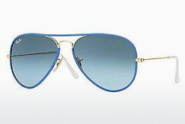 Lunettes de soleil Ray-Ban AVIATOR FULL COLOR (RB3025JM 001/4M) - Or