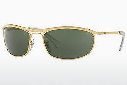 Lunettes de soleil Ray-Ban OLYMPIAN (RB3119 001) - Or