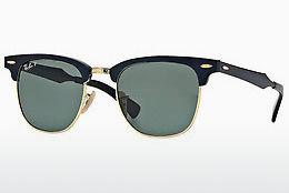 Lunettes de soleil Ray-Ban CLUBMASTER ALUMINUM (RB3507 136/N5)