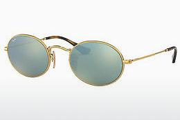 Lunettes de soleil Ray-Ban Oval (RB3547N 001/30)