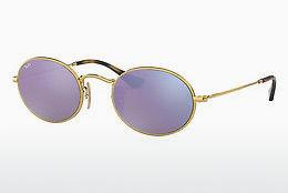 Lunettes de soleil Ray-Ban Oval (RB3547N 001/8O)