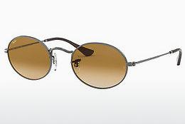 Lunettes de soleil Ray-Ban OVAL (RB3547N 004/51)