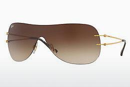Lunettes de soleil Ray-Ban RB8057 157/13 - Or