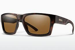 Lunettes de soleil Smith OUTLIER XL 2 51S/SP - Or, Brunes, Havanna