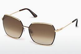 Lunettes de soleil Tod's TO0185 28F - Or