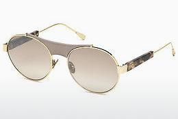 Lunettes de soleil Tod's TO0216 28G - Or