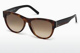 Lunettes de soleil Tod's TO0225 53F - Havanna, Yellow, Blond, Brown