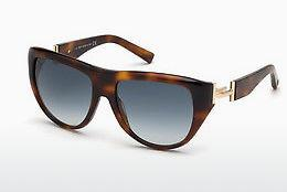 Lunettes de soleil Tod's TO0226 53W - Havanna, Yellow, Blond, Brown
