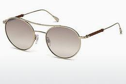 Lunettes de soleil Tod's TO0228 33G - Or
