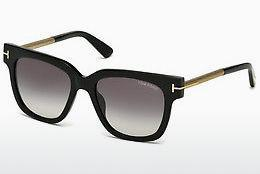 Lunettes de soleil Tom Ford Tracy (FT0436 01B)