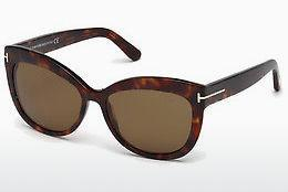 Lunettes de soleil Tom Ford Alistair (FT0524 54H)