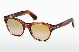 Lunettes de soleil Tom Ford FT0532 44F - Orange