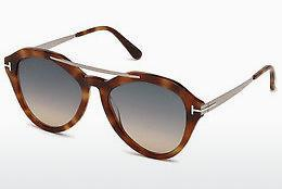 Lunettes de soleil Tom Ford FT0576 53B - Havanna, Yellow, Blond, Brown