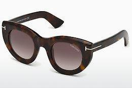 Lunettes de soleil Tom Ford FT0583 55T - Multicolores, Brunes, Havanna