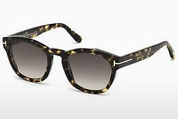 Lunettes de soleil Tom Ford FT0590 55B - Multicolores, Brunes, Havanna