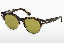 Lunettes de soleil Tom Ford FT0598 55N - Multicolores, Brunes, Havanna
