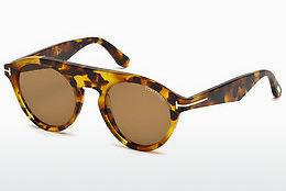 Lunettes de soleil Tom Ford FT0633 55E - Multicolores, Brunes, Havanna