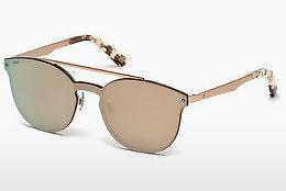 Lunettes de soleil Web Eyewear WE0190 34G - Bronze, Bright, Shiny