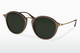 Lunettes de soleil Wood Fellas Nymphenburg (10760 1185-5115)