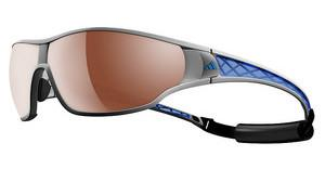 Adidas A189 6053 LST polarized silver H+silvermet/blue