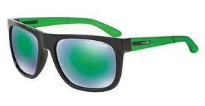 Arnette AN4143 22453R LIGHT GREEN MIRROR GREENBLACK