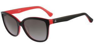 Calvin Klein CK4258S 089 BLACK RED